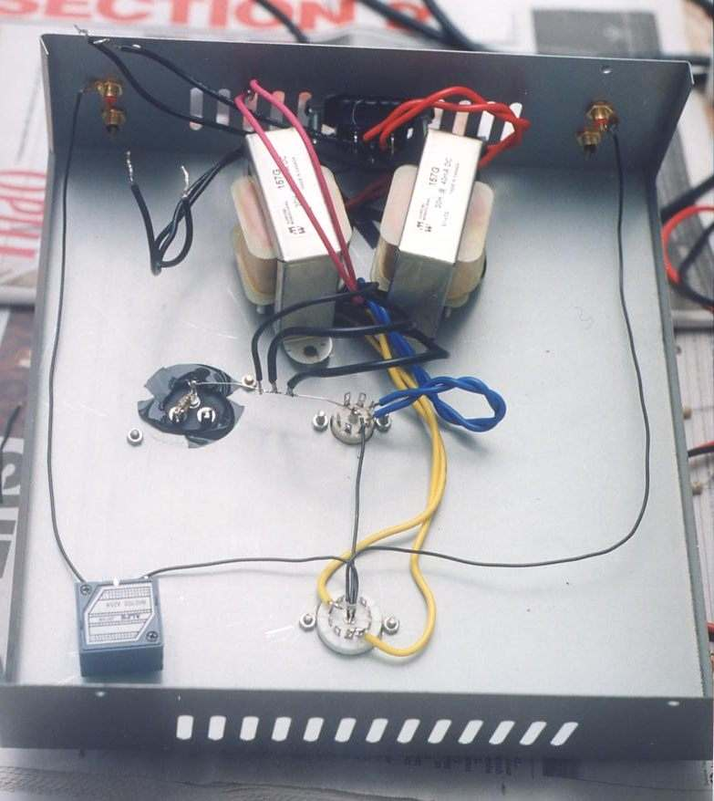 How To Build Your Own Tube Preamp Part2